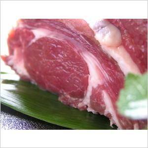 新得 えぞ鹿肉 味付焼肉の写真2