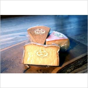 北海道半田ファームのチーズ:Dセット