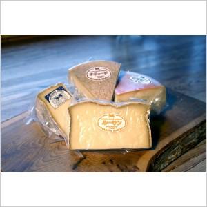 北海道半田ファームのチーズ:Eセット